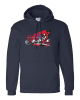 Orono Alpine Printed - Gildan - Ultra Cotton Hooded Sweatshirt - HOD